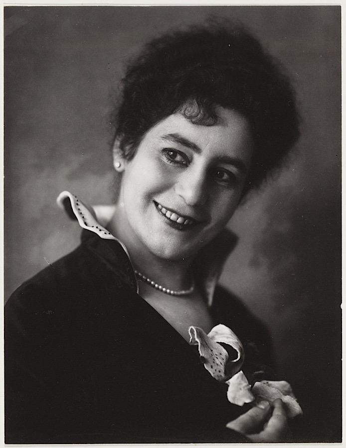 Actrice Sophie Davids 1917