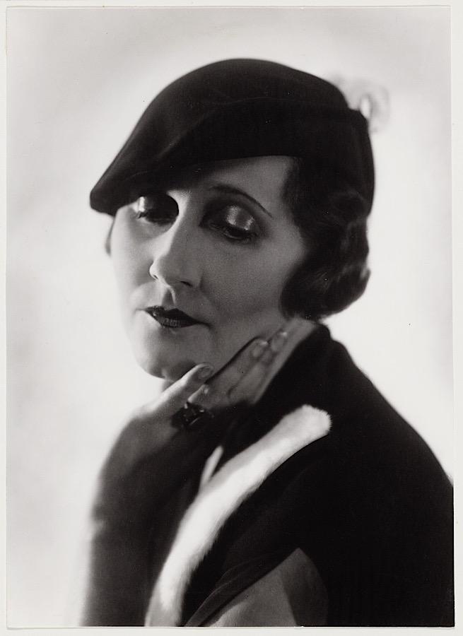 Actrice Lola Cornero 1933