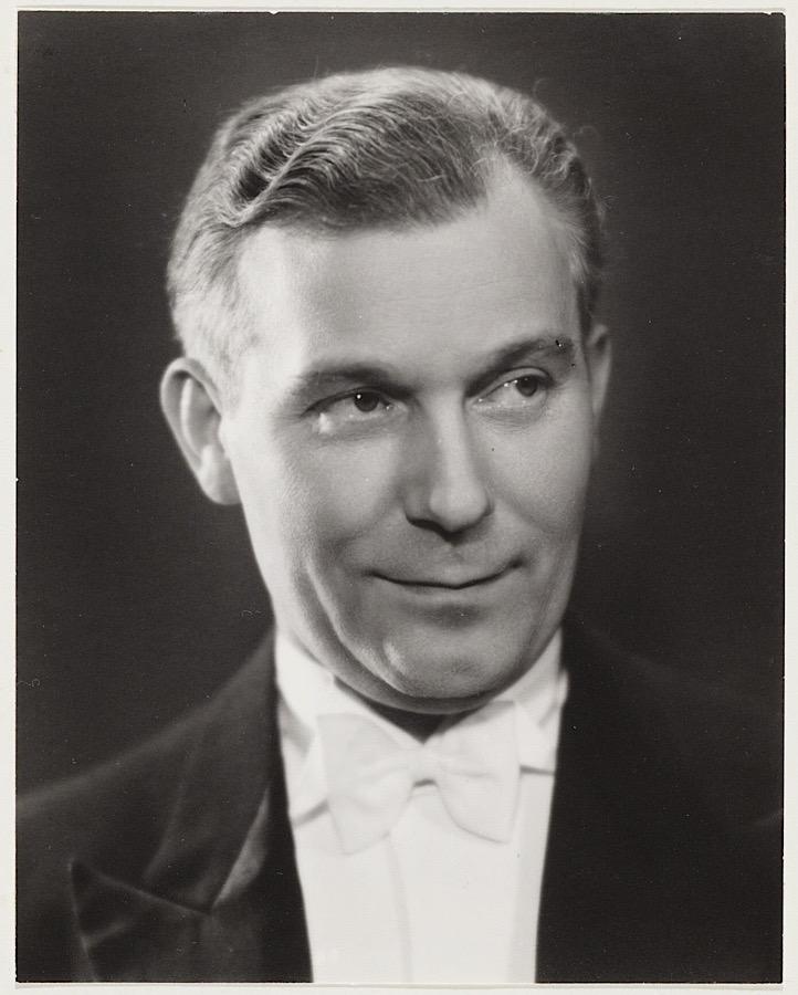 Acteur Matthieu van Eijsden 1937