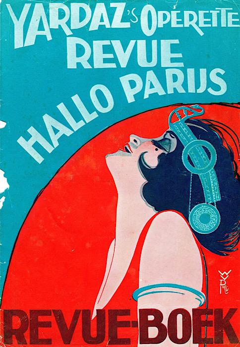 Cover Revueboek